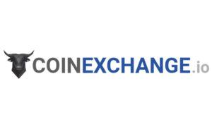 CoinExchange のロゴ