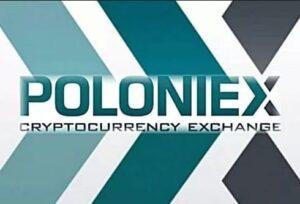 Poloniex のロゴ