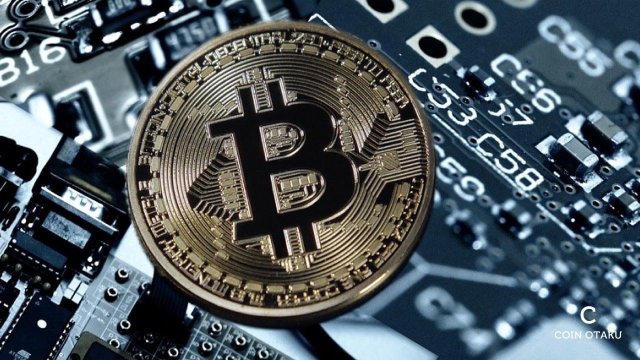 ビットコイン6月5日の「難易度調整」に注目