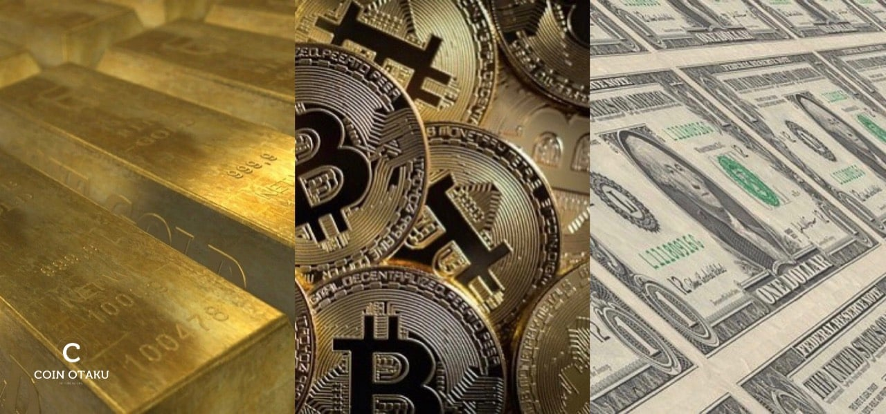 金やビットコインが急騰、法定通貨への不信感で