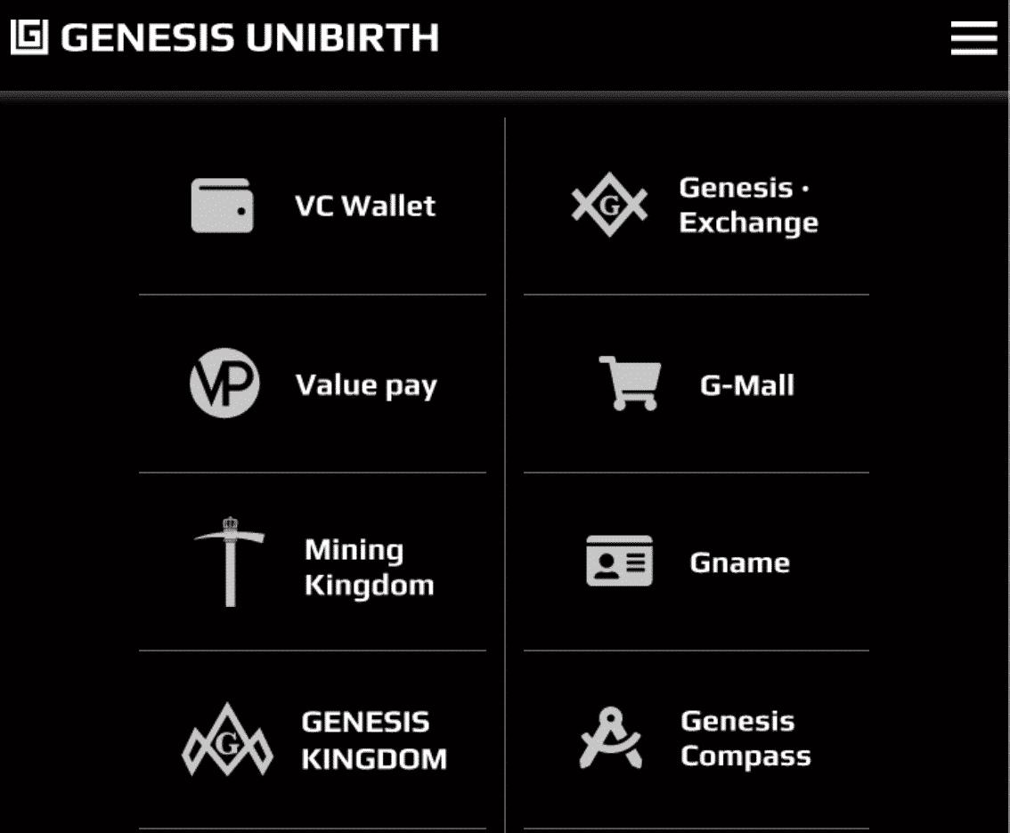 ValueProjectポータルサイト「GENESIS UNIBIRTH(GU)」がオープン!