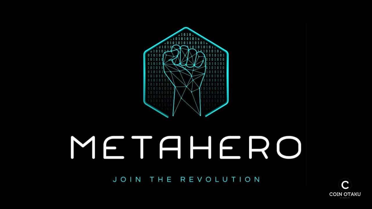 METAHEROはWOLF STUDIOとのパートナーシップを発表し、デフレのHEROトークンを燃料としたパーソナライズされたアバターNFTを作成します。